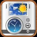 Super Weather Clock - Battery