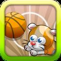 Basketball Bunny Gold