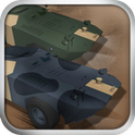 Addictive Tank Race - Gold