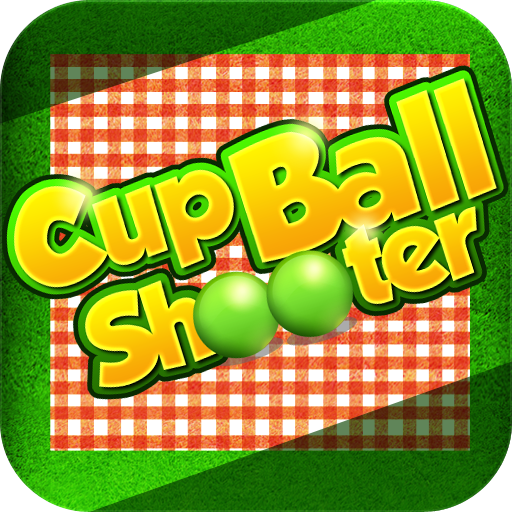 Cup Ball Shooter