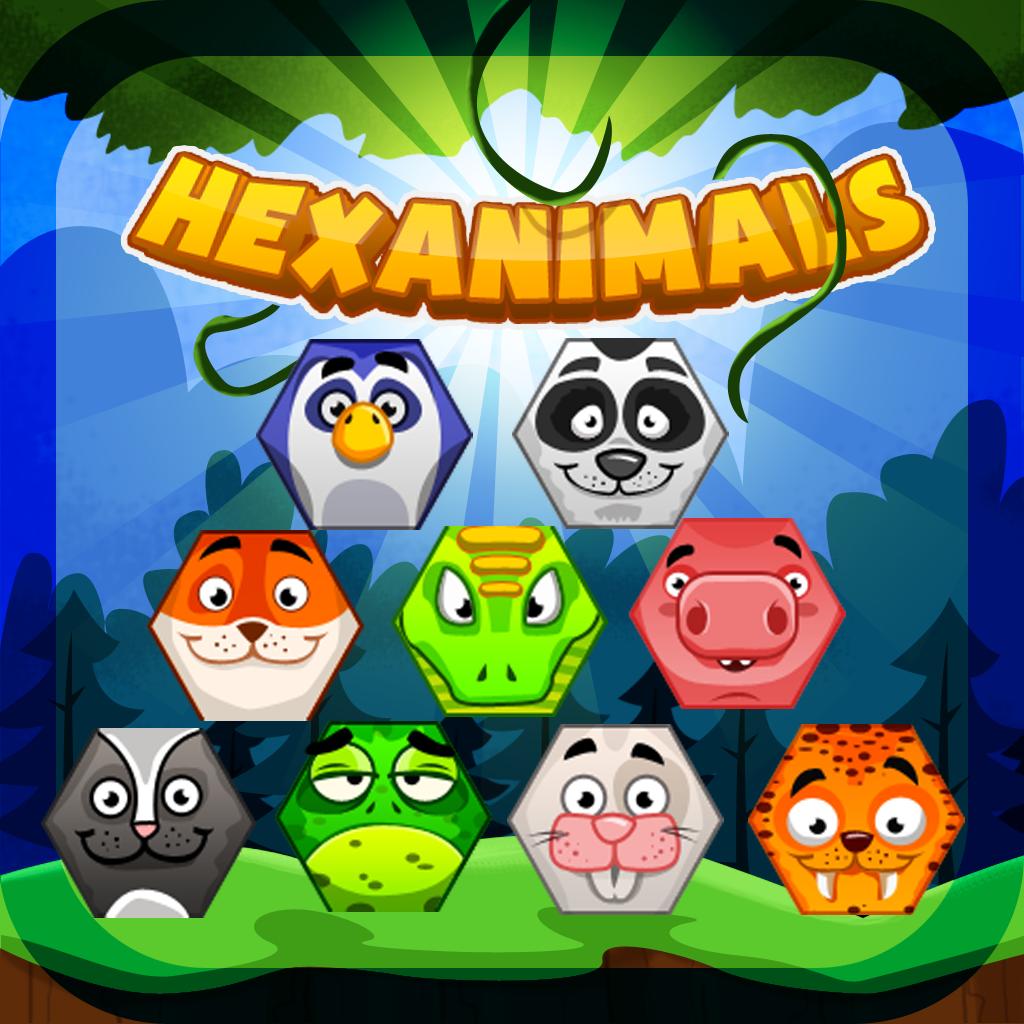 Hexanimals