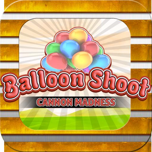 Balloon Shoot Cannon Madness